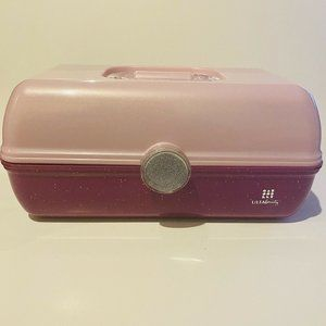 Ulta Beauty Caboodle Box With Partial Makeup
